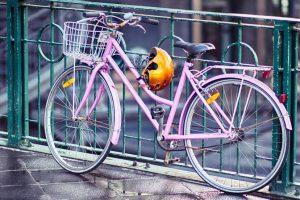 Vélo rose - Photo A. Malec -Pixabay