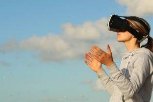 casque de réalité virtuelle / Photo : B. Hook / Pexels