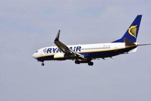 Ryanair, Photo : Wayne Jackson / Pexels