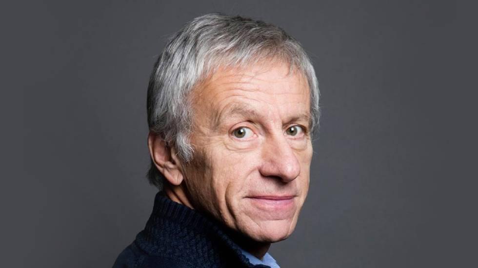 JC Rufin, parrain du salon du livre de Royat-Chamalière / Photo Catherine Hélie © Éditions Gallimard