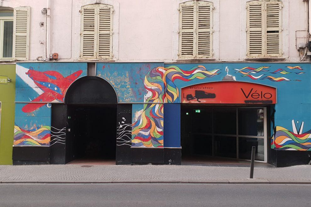 Ancienne façade du Petit Vélo / Photo 7 Jours à Clermont